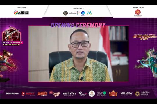 Turnamen khusus wanita dorong inklusi esports di Indonesia