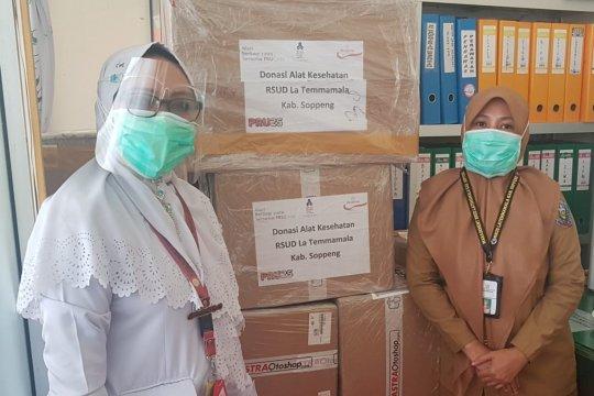 Prudential Indonesia salurkan alat kesehatan untuk tujuh RS