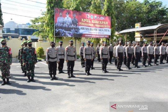 Polres Sampang gerakkan aparat ke desa memantau kedatangan pemudik