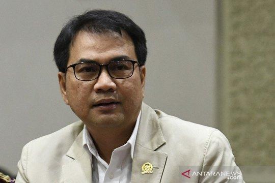 Wakil ketua MKD benarkan KPK geledah kantor Azis Syamsuddin di DPR