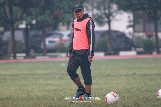 Madura United cari striker baru pengganti Beto