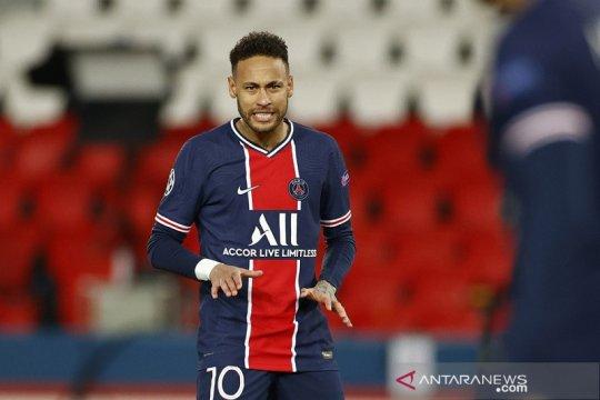 Neymar tegaskan juara Liga Champions ambisi awalnya sejak gabung PSG