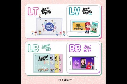 Kini ada kit baru untuk belajar bahasa Korea bareng BTS