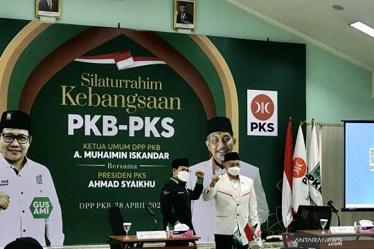 PKB dan PKS jajaki titik temu untuk awali konsolidasi pemilu 2024