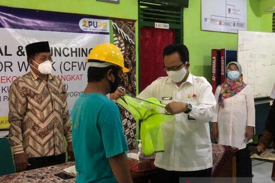 Yogyakarta berharap padat karya Kotaku tingkatkan pendapatan keluarga