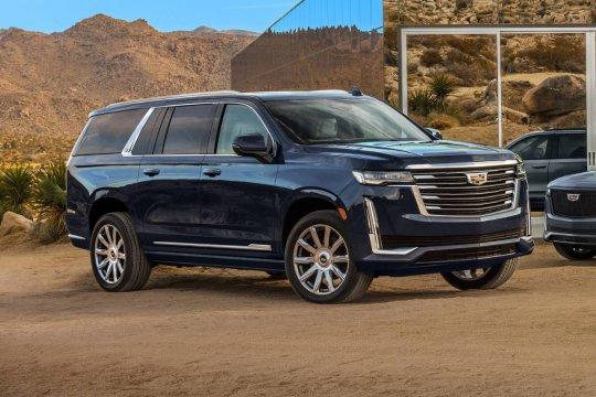 Cadillac tetap produksi Escalade bermesin konvensional