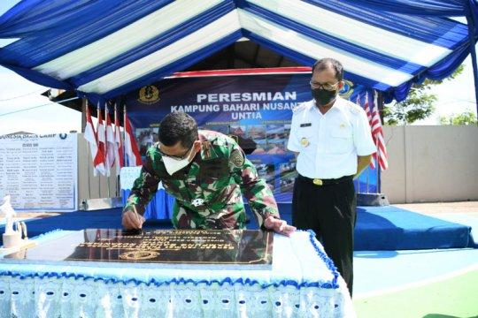 Lantamal VI-Pemkot bersinergi dalam program Kampung Bahari Nusantara