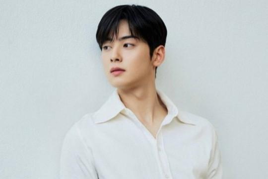 """Cha Eun Woo ASTRO debut main film layar lebar di """"Decibel"""""""