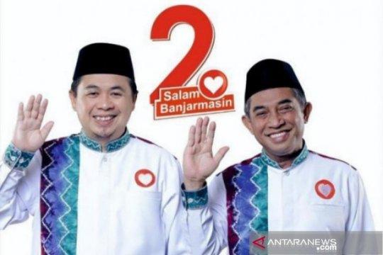 Ibnu-Arifin klaim menang Pilkada Banjarmasin meski PSU kalah