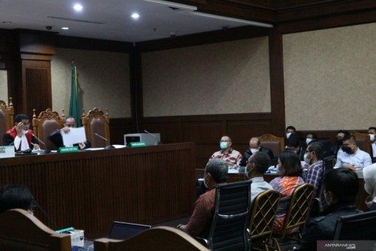 Saksi sebut kaitan perusahaan kargo dengan nama Prabowo Subianto