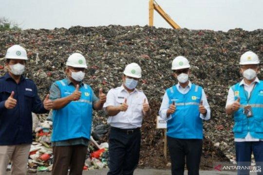 PLN uji coba bahan bakar sampah di PLTU Lontar Tangerang