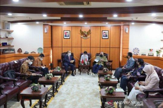 Sambut Dubes China, Ketua DPD minta sertifikasi WHO vaksin Sinovac