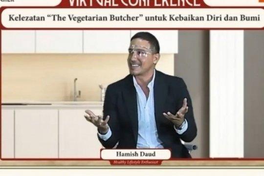 Dengarkan kebutuhan tubuh, Hamish Daud terapkan flexitarian