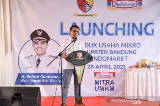 Sahrul Gunawan ingin pulangkan pedagang asal Bandung dari Jakarta