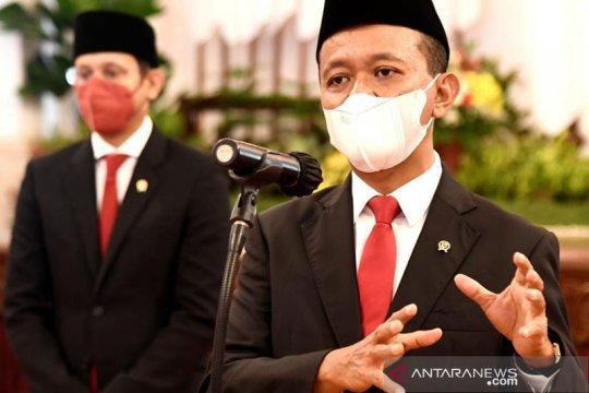 """Ketika Bahlil Lahadalia naik """"pangkat"""" jadi Menteri Investasi"""