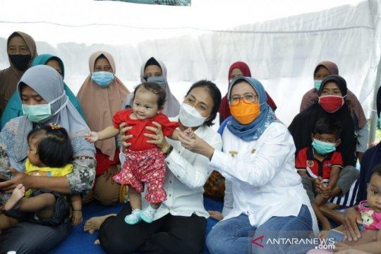 Menteri PPPA dukung pelatihan mitigasi bencana perempuan dan anak
