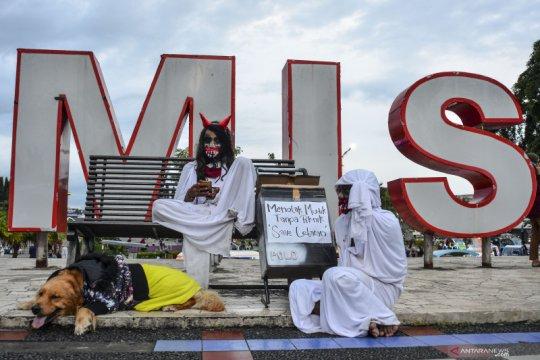 Aksi menolak mudik Lebaran tanpa wisata