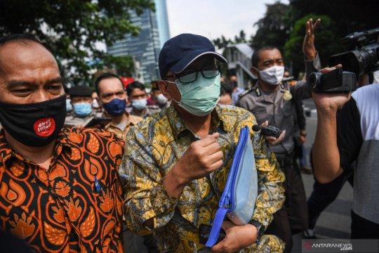 KPK cecar Angin Prayitno soal penerimaan uang dari pemeriksaan pajak
