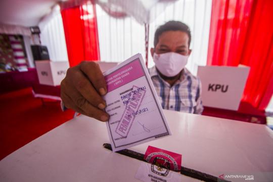 KPU tetap waspadai pandemi pada Pemilu 2024