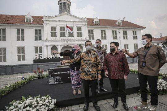 Jakarta kemarin, Anies ingatkan prokes hingga aset Bank DKI