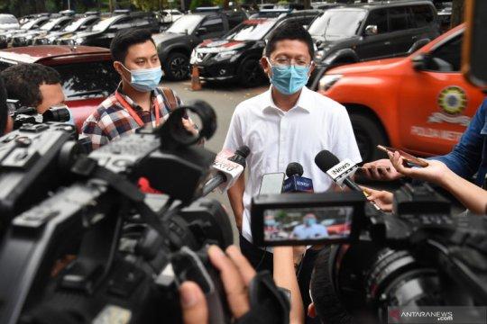 Presiden Persija Jakarta diperiksa terkait kerumunan suporter