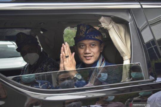 Safari Ramadhan AHY di Lombok