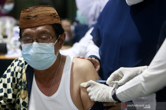 Pemerintah siap kolaborasi demi percepat pelaksanaan vaksinasi
