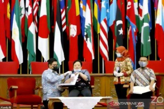 Museum KAA luncurkan buku braille The Bandung Connection