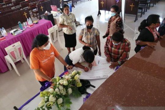 WVI terjunkan 150 relawan dampingi korban bencana seroja di NTT