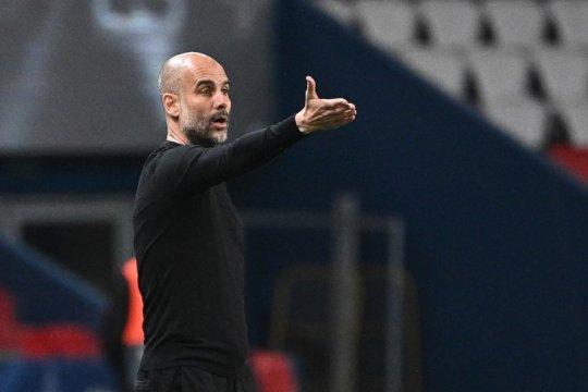 Percayalah pada diri sendiri, pesan Guardiola kepada pemainnya