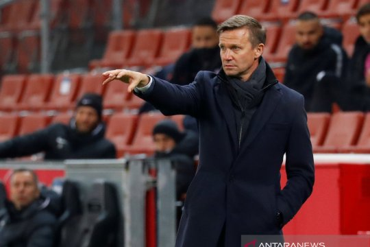 Pelatih asal AS Jesse Marsch akan latih RB Leipzig musim depan