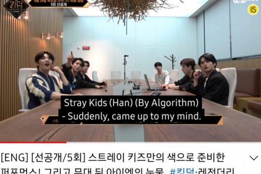 """Alasan Stray Kids pilih """"I""""ll be Your Man"""" BTOB di """"Kingdom"""""""