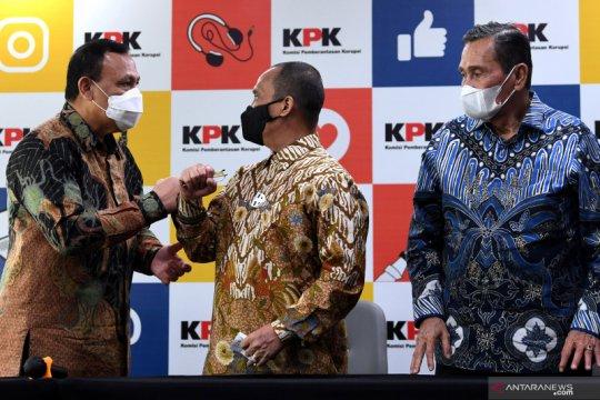 Indriyanto Seno Adji sebut keberadaan Dewas perbaiki kekeliruan KPK
