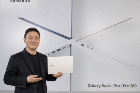 Samsung perkenalkan laptop Galaxy Book Pro terbaru