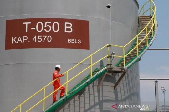 Triwulan I-2021, Pertamina produksi migas 861 ribu barel per hari
