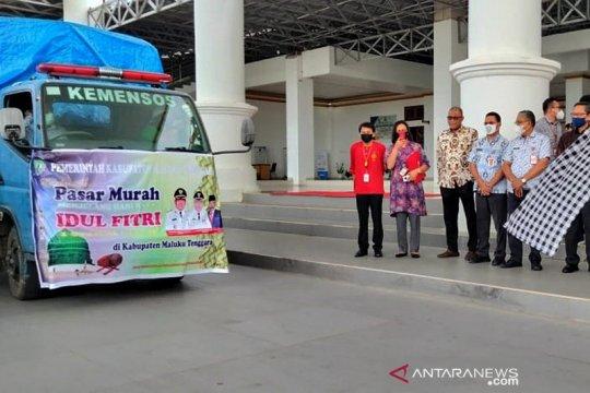 Gandeng Bulog, Maluku Tenggara gelar operasi pasar murah Lebaran