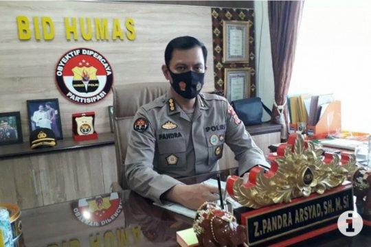 Polda Lampung tangkap buronan kasus pencurian di rumah perwira Polri