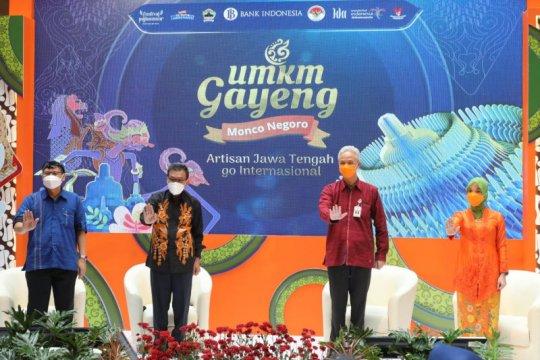 Jateng promosikan produk UMKM ke Singapura