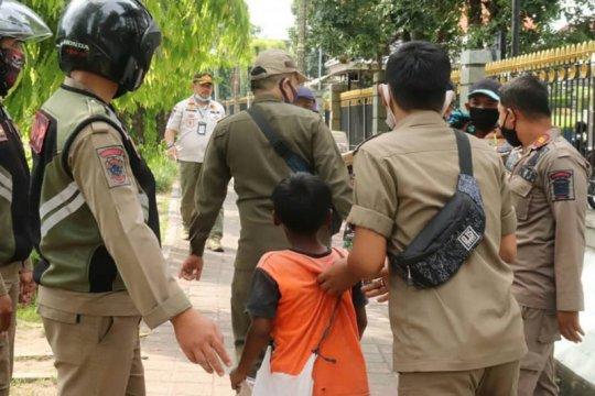 Pemkot Palembang jaring pengemis dan anak jalanan