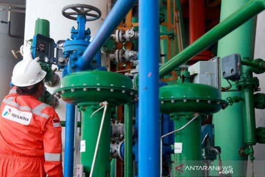Produksi migas Subholding Upstream Pertamina naik 2 persen triwulan I