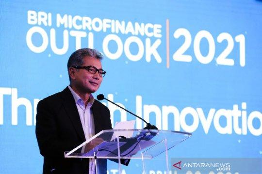 BRI terus berkomitmen dukung pengembangan sektor keuangan mikro