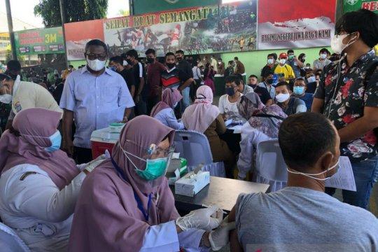 3.733 orang CJH Aceh sudah jalani vaksinasi