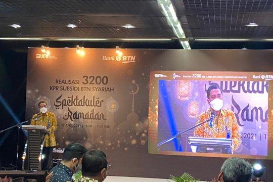 Genjot pembiayaan, BTN Syariah luncurkan KPR Spektakuler Ramadhan