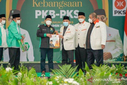 Jazuli: Silaturahmi PKS-PKB perkuat sinergi kebangsaan