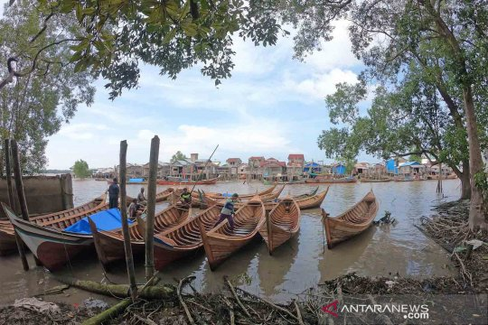 Penjualan perahu nelayan