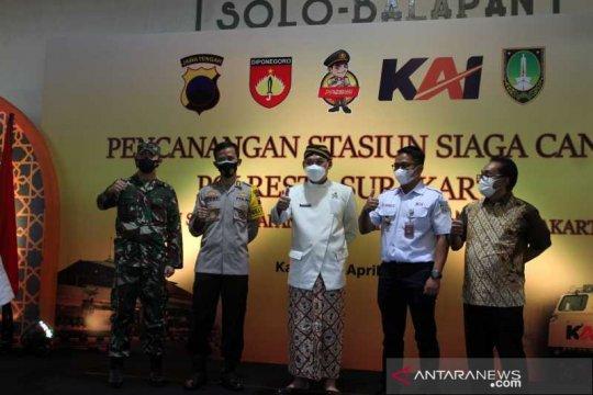 Polresta Surakarta canangkan stasiun siaga candi cegah COVID-19