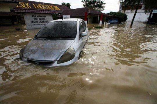 BMKG: Aceh berpotensi hujan sedang dan lebat hingga awal Mei