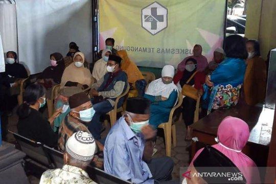 Minat warga Temanggung ikut vaksinasi tetap tinggi saat Ramadhan