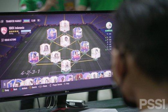 Indonesia urutan dua laga perdana FIFAe Nations Online Qualifiers