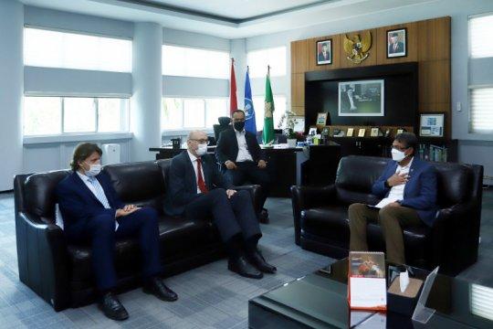 Menteri Lingkungan Hidup Republik Ceko akan sambangi USK